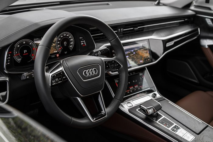 Νέο Audi A6: Με σπορ διαθέσεις και digital άποψη - εικόνα 4