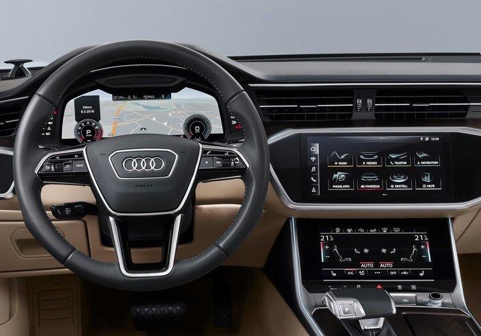 Νέο Audi A6: Με σπορ διαθέσεις και digital άποψη - εικόνα 3