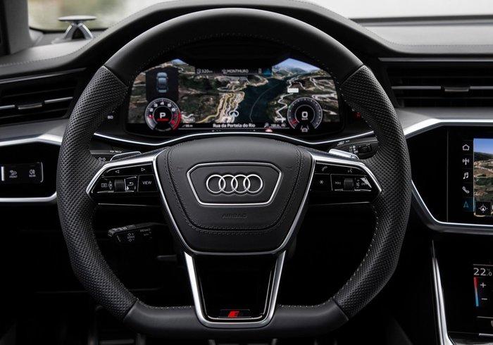 Νέο Audi A6: Με σπορ διαθέσεις και digital άποψη - εικόνα 6