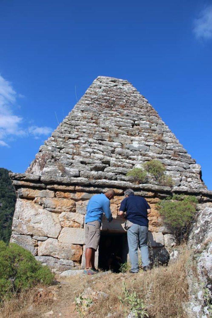 Τον τάφο του Διαγόρα του Ρόδιου υποστηρίζουν ότι ανακάλυψαν οι Τούρκοι