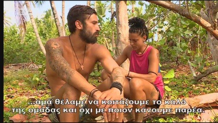Μελίνα - Survivor: Με ποιον τσακώθηκε πίσω από τις κάμερες πριν καταρρεύσει - εικόνα 2