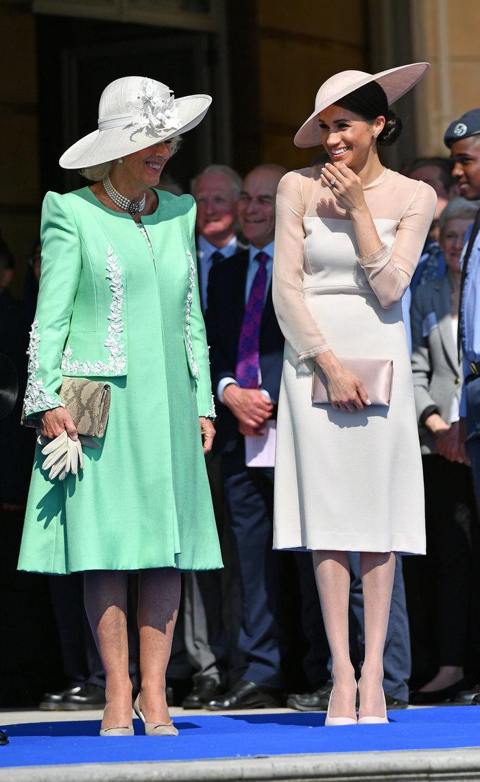 Η πρώτη επίσημη δημόσια εμφάνιση του πρίγκιπα Χάρι και της Μέγκαν Μαρκλ - εικόνα 7