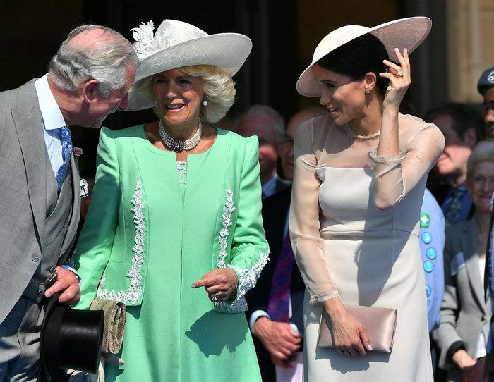 Η πρώτη επίσημη δημόσια εμφάνιση του πρίγκιπα Χάρι και της Μέγκαν Μαρκλ - εικόνα 8
