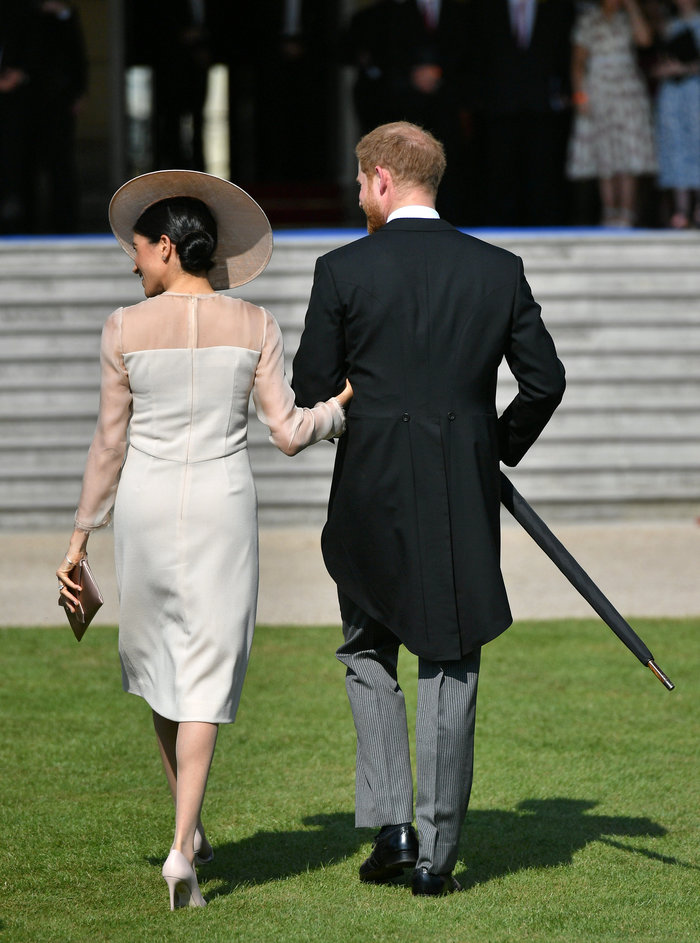 Η πρώτη επίσημη δημόσια εμφάνιση του πρίγκιπα Χάρι και της Μέγκαν Μαρκλ - εικόνα 11