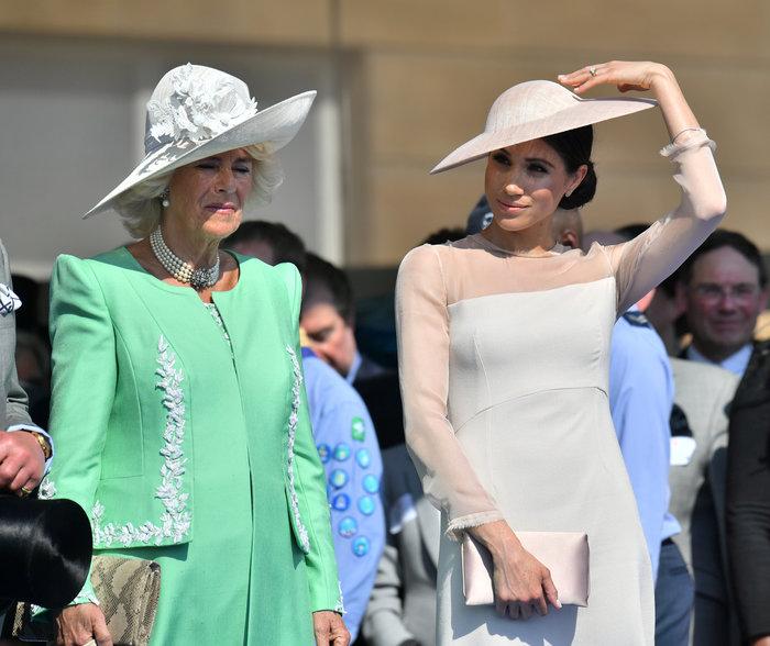 Η πρώτη επίσημη δημόσια εμφάνιση του πρίγκιπα Χάρι και της Μέγκαν Μαρκλ - εικόνα 4