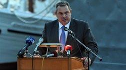 Στο Καζακστάν ο Καμμένος, θα απουσιάζει από τη Βουλή