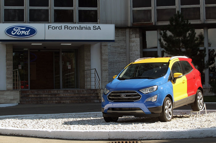 Η Ford εντείνει τις επενδύσεις στη Ρουμανία