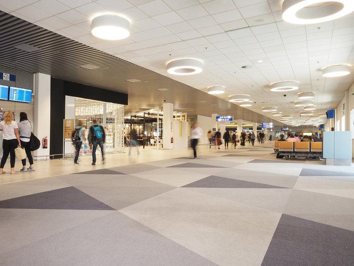Το νέο πρόσωπο: Το αεροδρόμιο της Αθήνας άλλαξε! - εικόνα 2