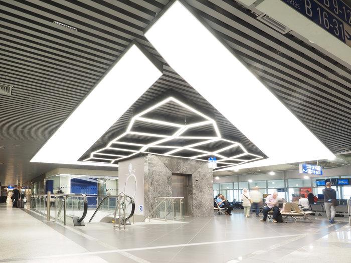Το νέο πρόσωπο: Το αεροδρόμιο της Αθήνας άλλαξε! - εικόνα 7