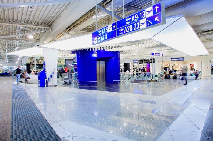Το νέο πρόσωπο: Το αεροδρόμιο της Αθήνας άλλαξε! - εικόνα 8