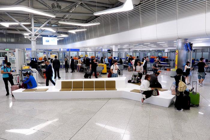 Το νέο πρόσωπο: Το αεροδρόμιο της Αθήνας άλλαξε! - εικόνα 9