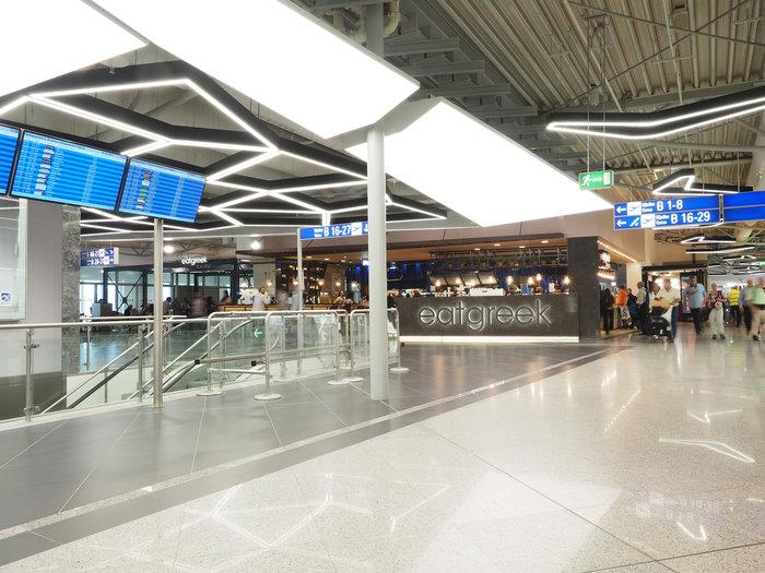 Το νέο πρόσωπο: Το αεροδρόμιο της Αθήνας άλλαξε! - εικόνα 11