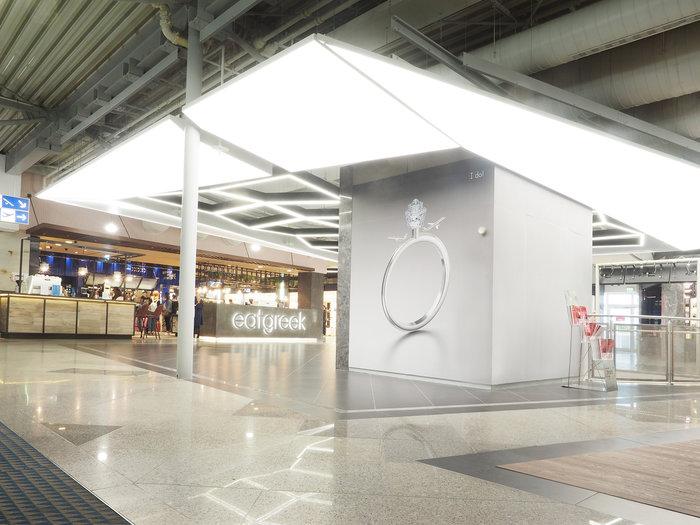 Το νέο πρόσωπο: Το αεροδρόμιο της Αθήνας άλλαξε! - εικόνα 5