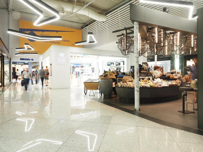 Το νέο πρόσωπο: Το αεροδρόμιο της Αθήνας άλλαξε! - εικόνα 12