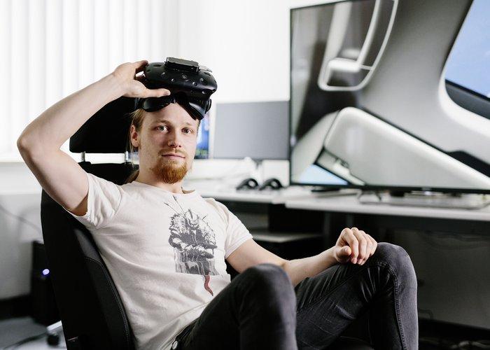 Ειδικός σε VR για video games σχεδιάζει τα επόμενα Volkswagen