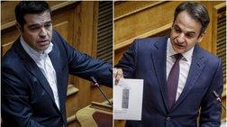 Σκληρές κόντρες στη Βουλή για οικονομία και Ρουβίκωνα