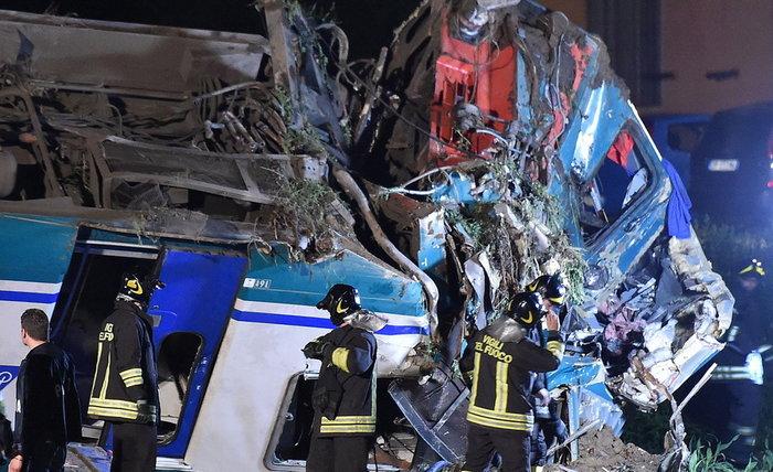 Εκτροχιασμός τρένου στο Τορίνο-Δύο νεκροί - εικόνα 2