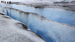 Ανακάλυψαν μεγάλα, φαράγγια κάτω από τον πάγο της Ανταρκτικής (φωτό)