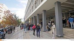 Κρεμάστηκε άνδρας έξω από τα δικαστήρια της Θεσσαλονίκης