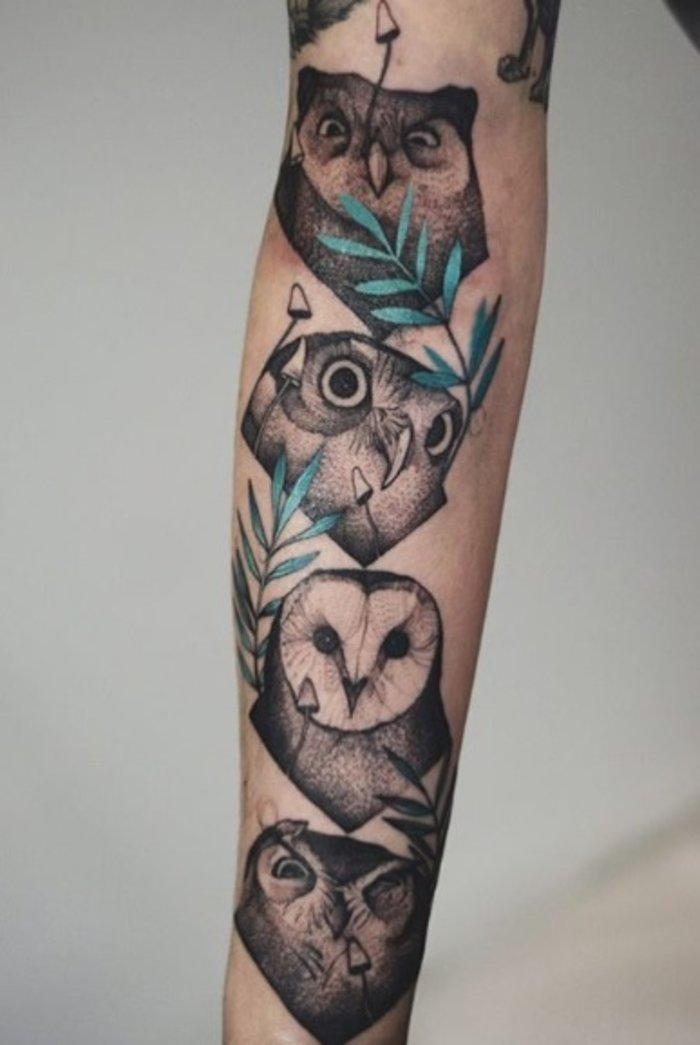 Dzo: Η δημιουργός τατουάζ που εμπνέεται από τη φύση - εικόνα 2