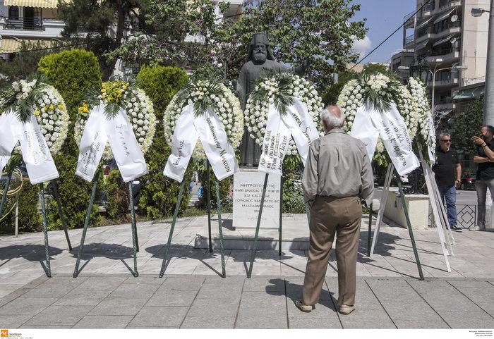 Πλήθος κόσμου στο τελευταίο αντίο στον Χάρρυ Κλυνν - εικόνα 12
