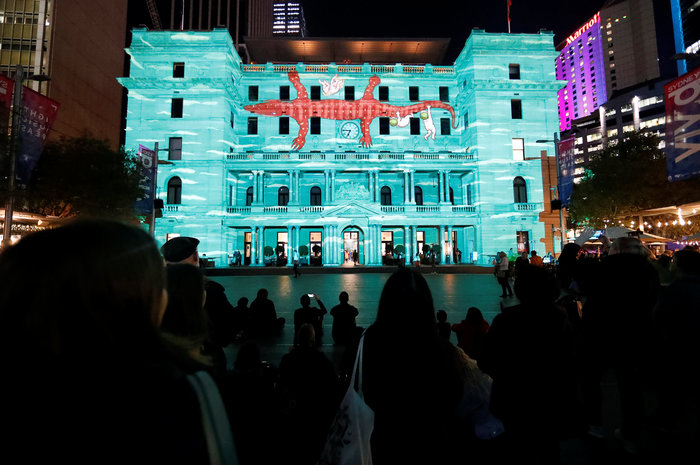 Vivid Sydney: Το φεστιβάλ που μεταμορφώνει το Σίδνεϊ - εικόνα 2
