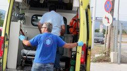 Επιχείρηση απεγκλωβισμού εργάτη που έπεσε σε αμπάρι πλοίου στο Πέραμα