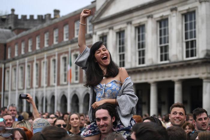 Δημοψήφισμα στην Ιρλανδία - Η χώρα είπε ναι στις αμβλώσεις (φωτό) - εικόνα 3