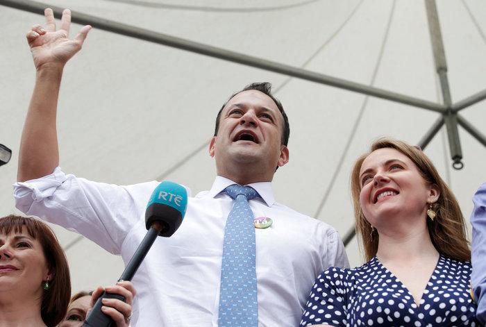 Δημοψήφισμα στην Ιρλανδία - Η χώρα είπε ναι στις αμβλώσεις (φωτό)