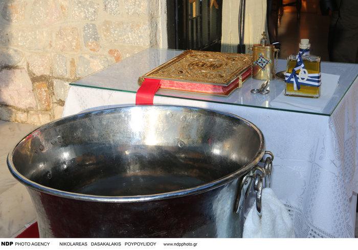 Το άλμπουμ της βάφτισης του γιου του Σταύρου Νικολαΐδη - εικόνα 6