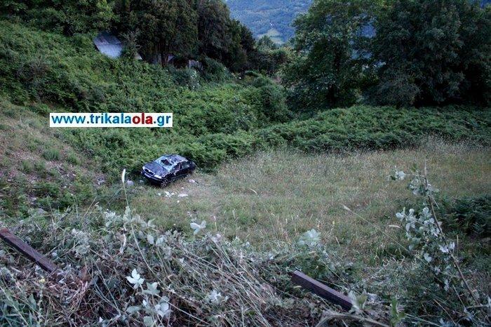 Θρήνος στα Τρίκαλα για το θάνατο 13 μηνών βρέφους σε τροχαίο - εικόνα 2