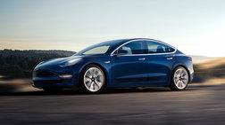 Το πρώτο ατύχημα του Tesla εκτός ΗΠΑ έγινε στη Φλώρινα
