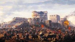 Ο Ολιβιέ Ντελόρμ για την Αλωση της Κωνσταντινούπολης