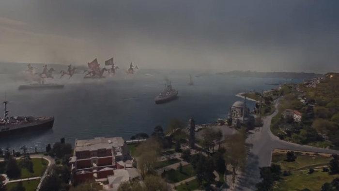 To βίντεο του Ερντογάν για την Αλωση της Κωνσταντινούπολης - εικόνα 2
