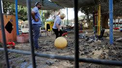 Ρουκέτες από τη Γάζα εκτοξεύτηκαν προς το Ισραήλ (φωτό)