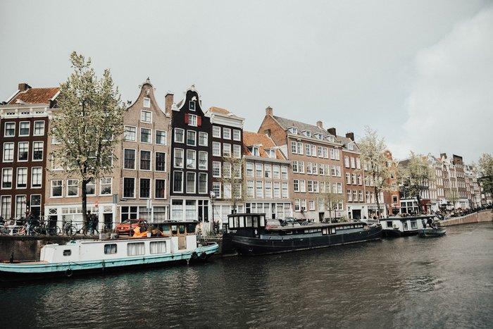 Eνα Σαββατοκύριακο στο Άμστερνταμ - εικόνα 2