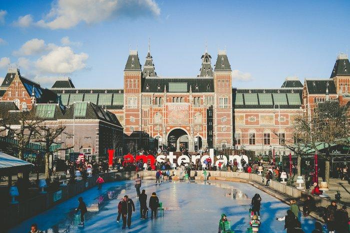 Eνα Σαββατοκύριακο στο Άμστερνταμ - εικόνα 3