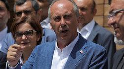 Αντιδράσεις από την επίσκεψη του Τούρκου υποψήφιου προέδρου στη Θράκη