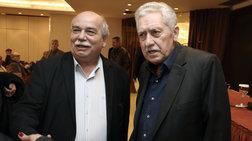 Βούτσης, Κουβέλης, Τσιόκας υπέρ ενός «προοδευτικού πόλου»