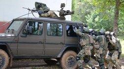 Διεθνής άσκηση ειδικών μονάδων του στρατού στην Αττική