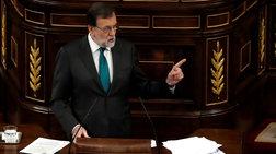 Ισπανία: Το κόμμα των Βάσκων ανατρέπει τον Ραχόι