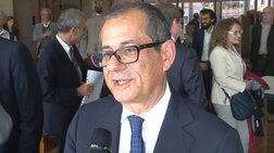 Ιταλία: Ποιος είναι ο νέος υπουργός Οικονομικών, Τζοβάνι Τρία