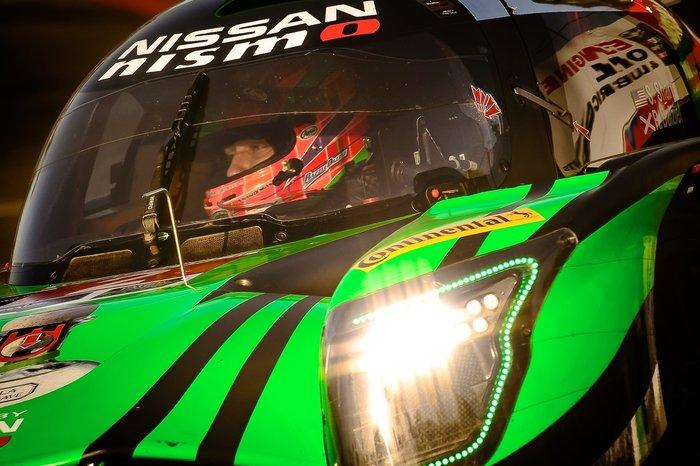 H ομάδα Nissan – ESM, πανέτοιμη για τον αγώνα του Detroit