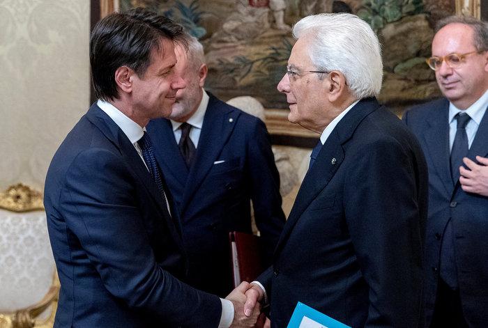 Λαϊκιστές & ακροδεξιοί αναλαμβάνουν την κυβέρνηση στην Ιταλία
