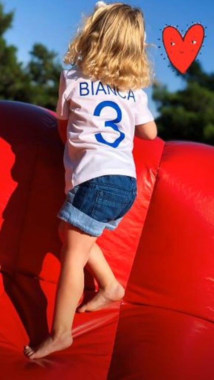 Η τρίχρονη κόρη της Βίκυς Καγιά στο υπέροχο πάρτι γενεθλίων της [Εικόνες] - εικόνα 5