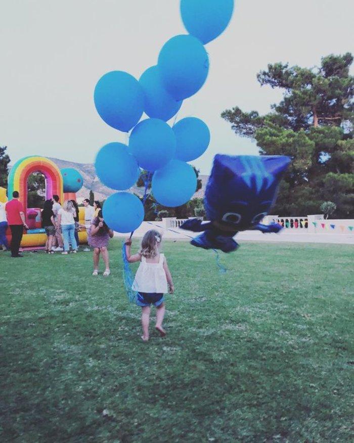 Η τρίχρονη κόρη της Βίκυς Καγιά στο υπέροχο πάρτι γενεθλίων της [Εικόνες] - εικόνα 7