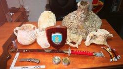 Ψάχνουν Ελληνα για όπλα, εκρηκτικά, ναρκωτικά και αρχαία στην Κάλυμνο