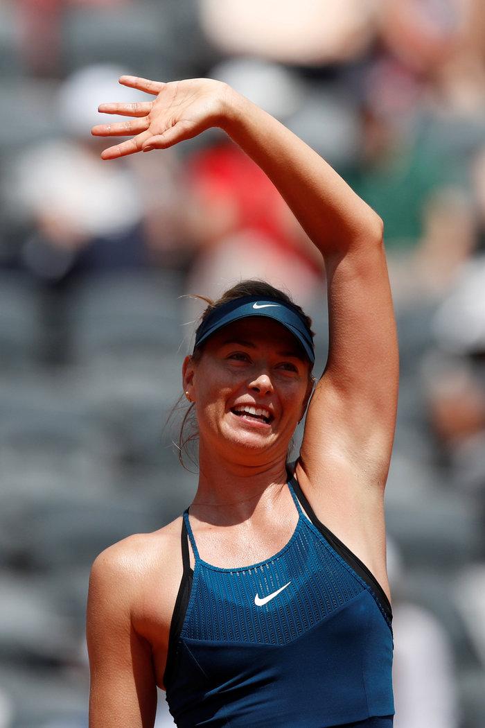 Roland Garros:Η ειρωνεία & η απάντηση της Σαράποβα που σαρώνει στο τουρνουά