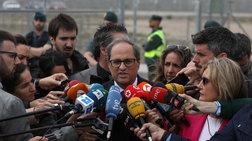Εναρξη συνομιλιών θέλει ο νέος ηγέτης της Καταλονίας με τον Πέδρο Σάντσεθ