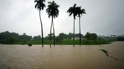 Κούβα: Επτά νεκροί, 2 αγνοούμενοι από τις πλημμύρες της καταιγίδας Αλμπέρτο